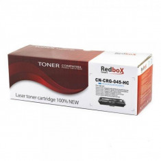 Toner Compatibil Canon Redbox Cyan CRG045HC/ CF401X 2.2k LBP 611CN