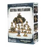 Pachet Miniaturi Warhammer 40k, Start Collecting Astra Militarum