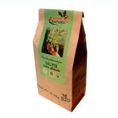 Ceai de Salvie Bio 20gr Farmacia Naturii Cod: 000180
