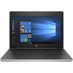 Laptop HP ProBook 430 G5 13.3 inch HD Intel Core i5-8250U 8GB DDR4 256GB SSD FPR Windows 10 Pro Silver