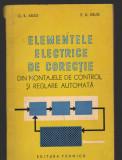 C9127 ELEMENTELE ELECTRICE DE CORECTIE - G.K. KRUG