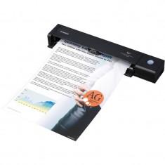 Scanner canon p-208ii portabil dimensiune a4 tip portabil viteza scanare 8ppm alb-negru si color duplex