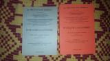 Invitatie la gandire vol.3 si 5 - 128+151 pagini- milcoveanu serban