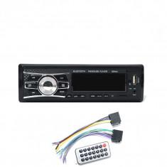 Radio Player auto cu bluetooth, fm, sd, usb, aux, 50Wx4, telecomanda, DR7A-BT