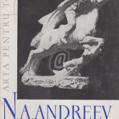 N. A. Andreev