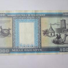Cumpara ieftin Mauritania 1000 Ouguiya 2002