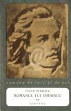 Romanul lui Eminescu, vol. II Nirvana