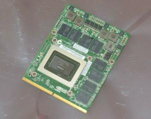 Nvidia Quadro 4000M 2GB GDR5/256BITS Dell Precision M6600 M6700 M4600 M4700