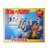 Puzzle Tom si Jerry Serenada 100 Piese