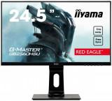 Monitor LED Gaming Iiyama G-Master Red Eagle 24.5 inch 1ms FHD Black