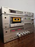 Linie : Amplificator/Deck/Tuner - TELEFUNKEN RA200/RC200/RT200 - Vintage/RFG