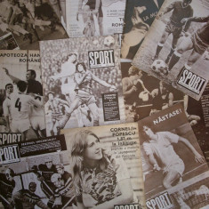 Revista Sport  nr.10-1987