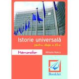 ISTORIE UNIVERSALA PENTRU CLASA A XI-A - MIHAELA NANCU