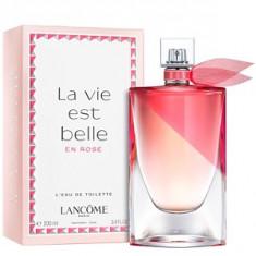 Lancome La Vie Est Belle En Rose L'EDT 100 ml pentru femei