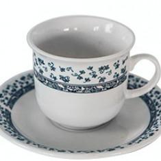 Set cesti cafea si ceai din portelan MN015604 Raki