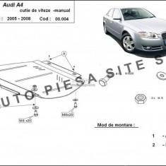 Scut metalic cutie viteze manuala Audi A4 B7 (4 cilindrii) fabricat in perioada 2005 - 2008 APS-00,004