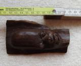 Cumpara ieftin Sculptura in cioata de lemn de Mpingo.Vintage.