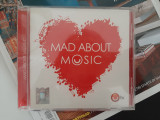 "CD Muzica : ""Mad about Music "" - U TV"