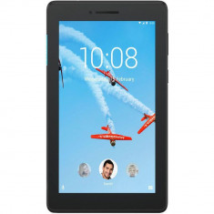 "Tableta Lenovo Tab E7 WiFi GPS, QuadCore, 7"", 1024 x 600, 1GB DDR3, 8GB flash, Negru"