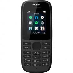 Telefon mobil Nokia 105 2019 Dual Sim Negru