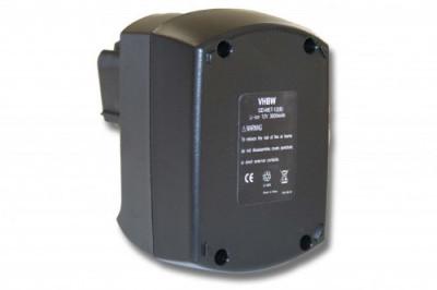 Acumulator pentru metabo wie 6.25486.00 u.a. 12v/li-ion/3000mah, 6.25486.00FüR FOLGENDE MODELLE, foto