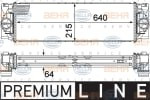 Intercooler, compresor MERCEDES SPRINTER 3,5-T 906, SPRINTER 3-T 906, SPRINTER 4,6-T 906, SPRINTER 5-T 906 2.1D-3.0D 06.06-, 8ML376 777-391