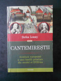STEFAN LEMNY - CATEMIRESTII, Polirom