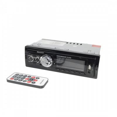 Radio mp3  player auto cu usb ceas digital si bluetooth 1788 bt foto