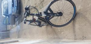 Bicicleta electrica carrera crossfire