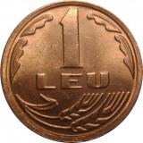 Romania,  1 leu 1992 * cod 165