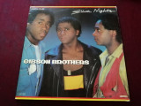 VINIL GIBSON BROTHERS SILVER NIGHTS