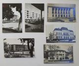 Lot 6 Carti Postale RPR Vaslui - Anii 1960-1970, circulate