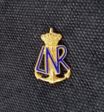 Insigna per. regalista Liga navala romana - LNR