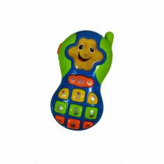 Telefon interactiv ChimStar cu sunete si lumini 18m