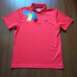Tricou polo Under Armour HeatGear Protectie UV Anti odor mărimea L