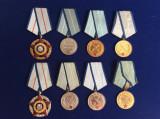 Medalii militare - Decoratii România - Republica Populară Română - RPR