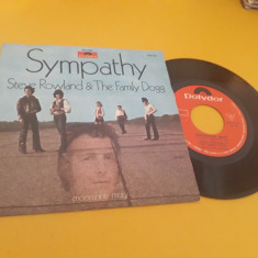 VINIL STEVE ROWLAND & THE FAMILY DOGG-SYMPATHY DISC POLYDOR STARE EX 1970