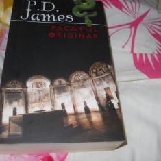 Pacatul originar -P.D. James,2007