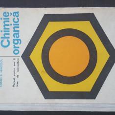 CHIMIE ORGANICA - COSTIN D. NENITESCU. 1971