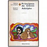Principesa de Cleves - Adolphe - roman