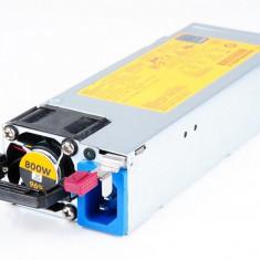 Sursa server HPE Hot Swap 80PLUS DL360 DL380 ML350 Gen9 Gen10 754378-001 734868-001 800W