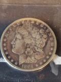 1894 s one dollar, America de Nord
