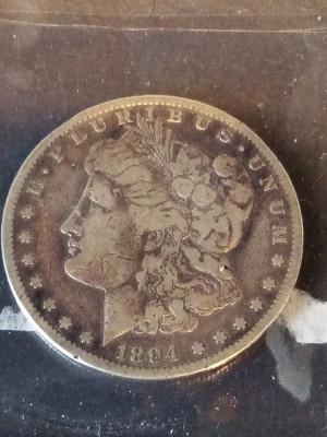 1894 s one dollar foto