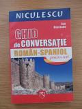 GHID DE CONVERSATIE ROMAN-SPANIOL-DAN MUNTEANU-R1B
