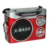Radio portabil Waxiba XB-131URT, 3 benzi