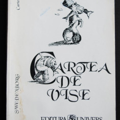 Emanuel Swedenborg - Cartea de vise (trad. Gabriela Melinescu)