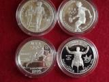 USA/SUA Monede 1 DOLLAR ARGINT  Atlanta'96 Paralympic,Olympic - .900 Ag, 27g