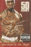 Casetă audio 50 Cent - Get Rich Or Die Tryin', Casete audio