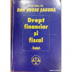 Drept financiar si fiscal. Tratat