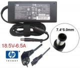 Incarcator Laptop HP MMDHPCO705, 18.5V, 6.5A, 120W